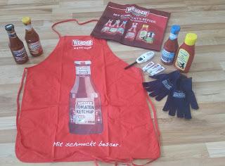 Werder Ketchup Testpaket