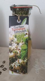 Leckeres Tabouleh, aber...