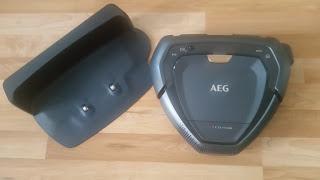 Im Test: Der AEG Saugroboter RX9-1 SGM