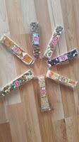 Perfekt für die Candybar- Nougat Vital
