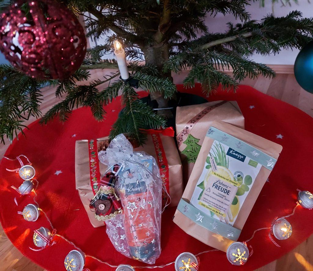 Kneipp Geschenke DIY Weihnachten